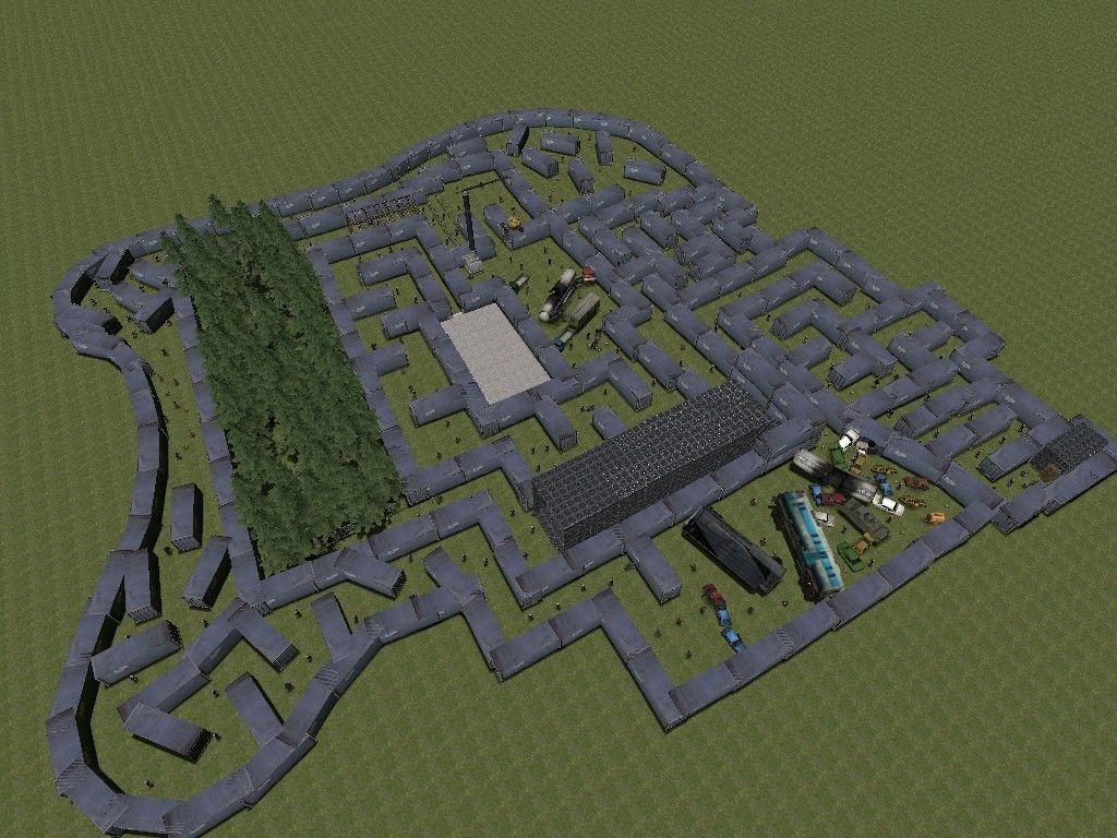 Как сделать карту в garry mod