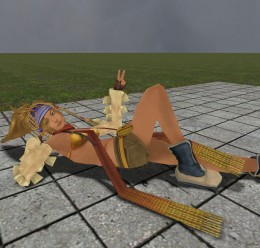 Rikku (Final Fantasy X-2) For Garry's Mod Image 1