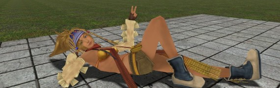 Rikku (Final Fantasy X-2)