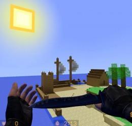 Gm_Minecraft_island For Garry's Mod Image 1