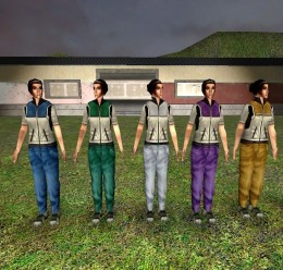 Sys.Shock 2 Female Crew Fixed For Garry's Mod Image 2
