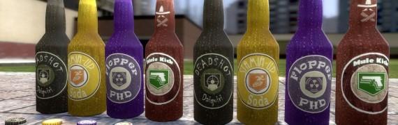 CoD - BO DLC Perk-a-Cola's