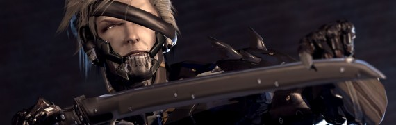 Metal Gear Rising Raidens