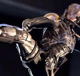 Metal Gear Rising Raidens For Garry's Mod Image 2