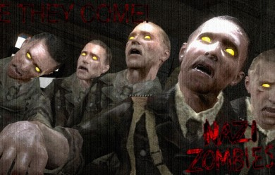 Half-Dead's Nazi Zombies V.2 For Garry's Mod Image 1