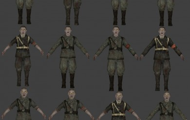 Half-Dead's Nazi Zombies V.2 For Garry's Mod Image 2