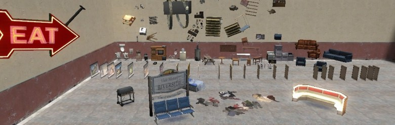 Left 4 Dead Props Beta.zip For Garry's Mod Image 1