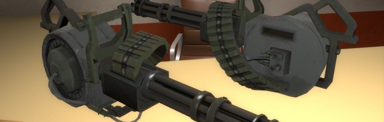 sentry_minigun.zip For Garry's Mod Image 1