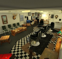 dm_tonysbarbershop.zip For Garry's Mod Image 1