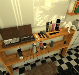 dm_tonysbarbershop.zip For Garry's Mod Image 3