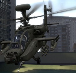 Apache: Air Assault Ragdolls For Garry's Mod Image 1