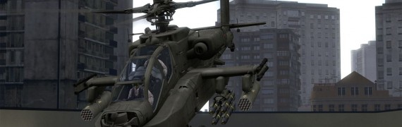 Apache: Air Assault Ragdolls