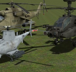Apache: Air Assault Ragdolls For Garry's Mod Image 2