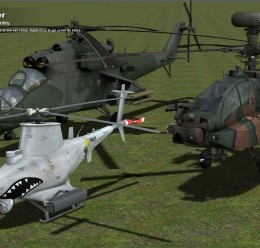 Apache: Air Assault Ragdolls For Garry's Mod Image 3