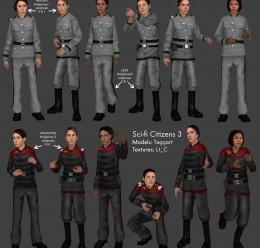 Sci-Fi Uniforms v3 For Garry's Mod Image 3