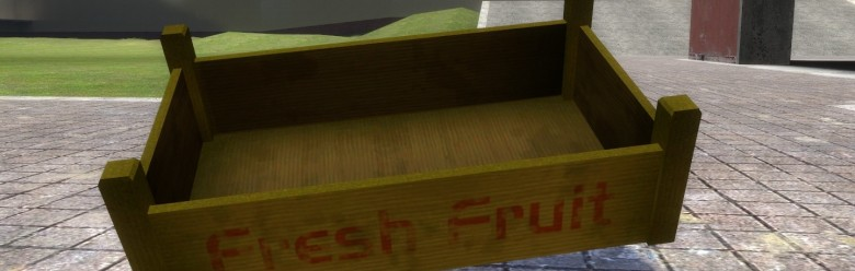 fruit_box.zip For Garry's Mod Image 1