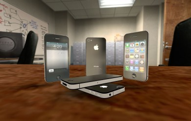 iphone4.zip For Garry's Mod Image 1