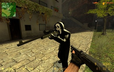 css_scream.zip For Garry's Mod Image 2