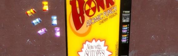 Bonk! for HL2 Water+Machine