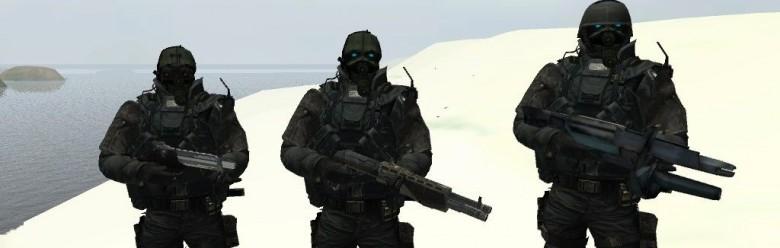 7 hour war Combine NPCS FIXED. For Garry's Mod Image 1