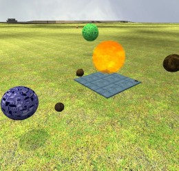 solar_system.zip For Garry's Mod Image 1
