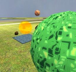 solar_system.zip For Garry's Mod Image 2