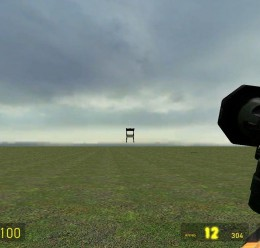chair_gun.zip For Garry's Mod Image 1