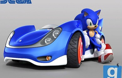 Sonic background+music For Garry's Mod Image 1