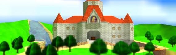 Peachs Castle
