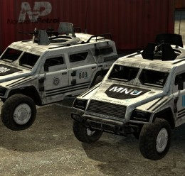 District 9 MNU Vehicles.zip For Garry's Mod Image 2
