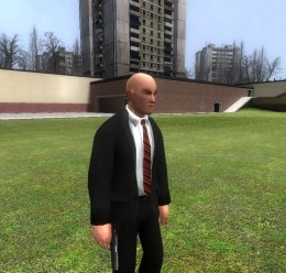 NPC Agent 47 For Garry's Mod Image 1