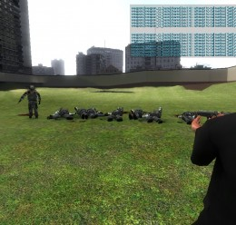 NPC Agent 47 For Garry's Mod Image 3