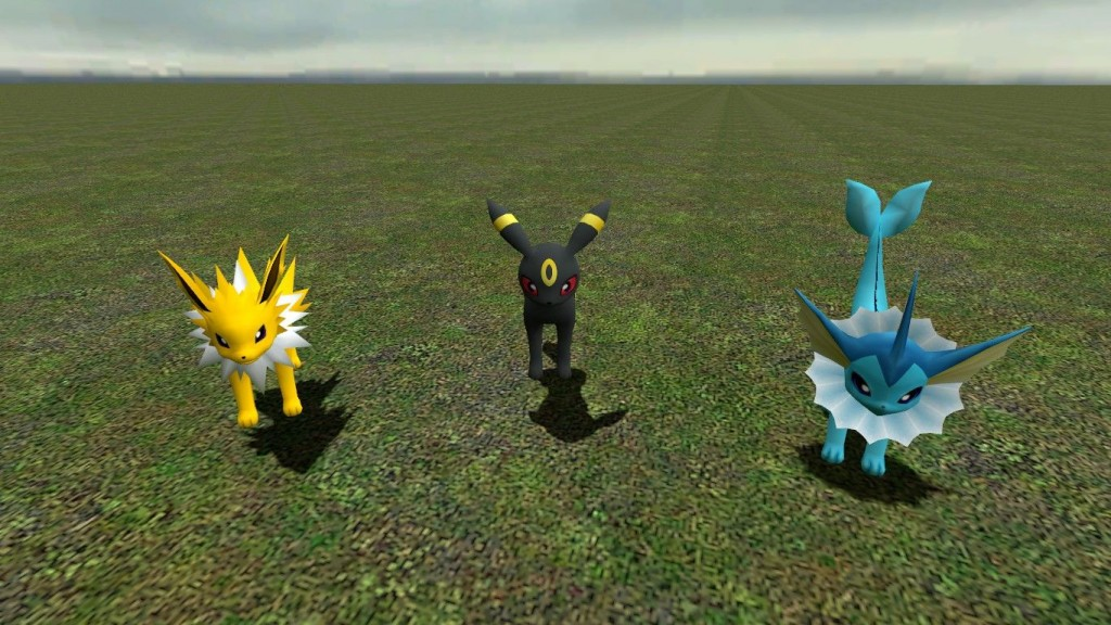 how to download pokemon npcs for gmod