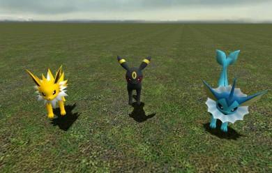 Pokemon NPCs v1.zip For Garry's Mod Image 1