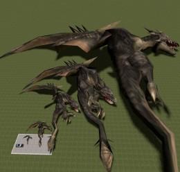 Wyvern (Valhalla Knights Wii) For Garry's Mod Image 2