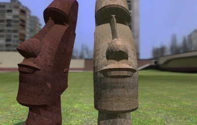 moai.zip For Garry's Mod Image 1