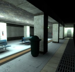 gm_subway.zip For Garry's Mod Image 3