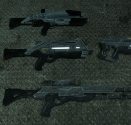 Mass effect weapon reskins For Garry's Mod Image 2