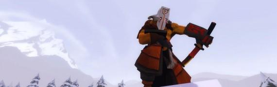 [Dota 2] Juggernaut Ragdoll