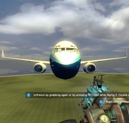 B737.zip For Garry's Mod Image 1