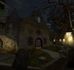 nightmare_church.zip For Garry's Mod Image 1