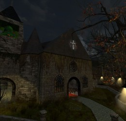 ttt_nightmare_church_(compress For Garry's Mod Image 1