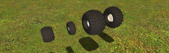 Offroad Wheels pack V2!
