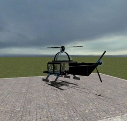 black_heli.zip For Garry's Mod Image 3