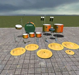 drums.zip For Garry's Mod Image 1