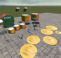 drums.zip For Garry's Mod Image 2