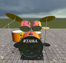 drums.zip For Garry's Mod Image 3