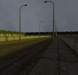 gm_forest_road_v1.zip For Garry's Mod Image 2