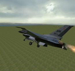 flyable_f16_jet.zip For Garry's Mod Image 2