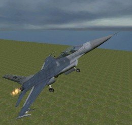 flyable_f16_jet.zip For Garry's Mod Image 3